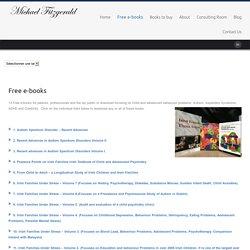 Free e-books - Professor Michael Fitzgerald