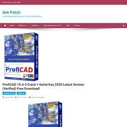 ProfiCAD Crack + Serial Key 2020 Latest Version Free Download!