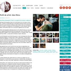 Profil de artist: Alex Petcu