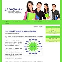 Le profil INTP, logique et non conformiste