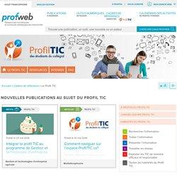 Profil TIC