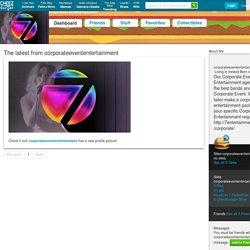 corporateevententertainment's Profile - Dashboard - Cheezburger.com