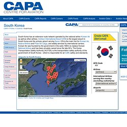 Profile on South Korea