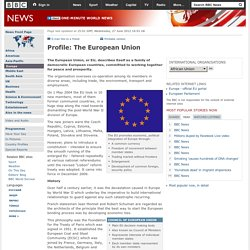 Profile: The European Union