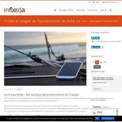 Profils et usages du Touristonaute de 2016 - » Inflexia