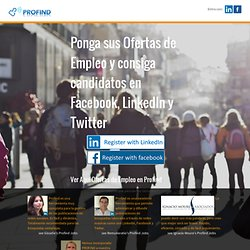 PROFIND - Acceso