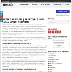 Profitable Small Scale Manufacturing
