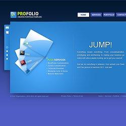 N2 PROFOLIO - Creative Portfolio Template