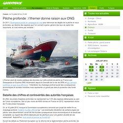 Pêche profonde: l'Ifremer donne raison aux ONG