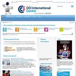 CCI Centre International