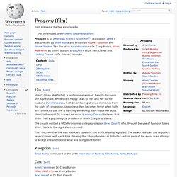 Progeny (film)
