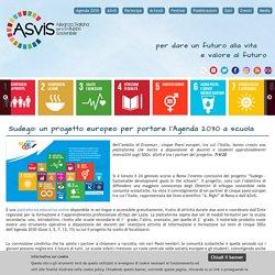 Sudego: un progetto europeo per portare l'Agenda 2030 a scuola