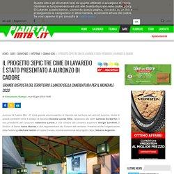 il progetto 3Epic Tre Cime di Lavaredo è stato presentato a Auronzo di Cadore - Pianeta Mountain Bike
