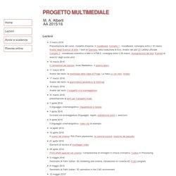 Progetto MM 15/16