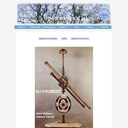 Progetto Polymath - Galileo, indagine lunga un anno - Gli strumenti