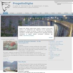 dighe, centrali idroelettriche e opere idrauliche.