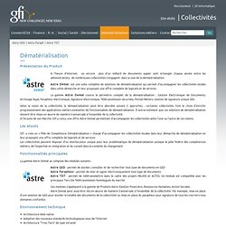 Progiciel Gestion SI Action sociale, Solutions Collectivités locales - Iodas