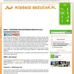 ABS 2 - Program ćwiczeń mięśni brzucha dla zaawansowanych