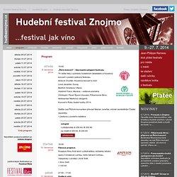 Hudební festival Znojmo