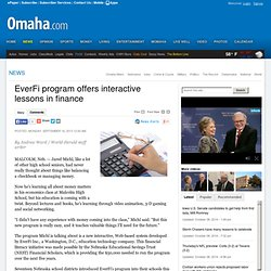 EverFi program offers interactive lessons in finance
