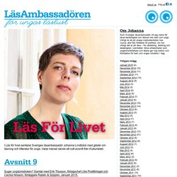 Program « LäsAmbassadören