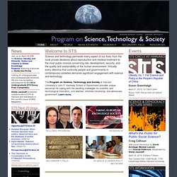 Program on Science, Technology and Society at Harvard