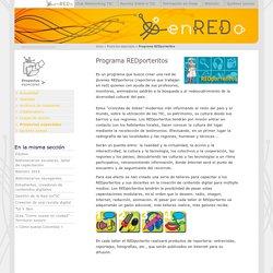 Programa REDporteritos