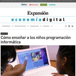 Cómo enseñar a los niños programación informática