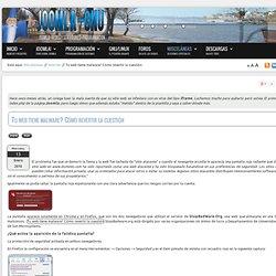 Tu web tiene malware? Cómo revertir la cuestión - Tux Merlin en la Web - GNU - Programación - Joomla - Powerbuilder