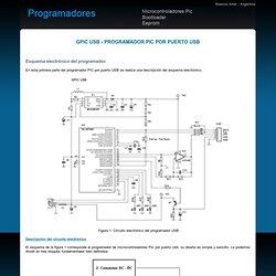 programador pic usb 18f2550