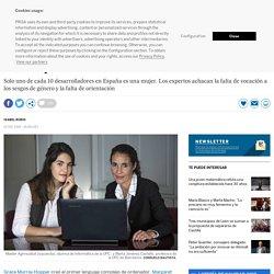 Mujeres programadoras: el difícil reto de 'hackear' los estereotipos