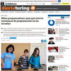 Niños programadores: para qué sirve la enseñanza de programación en las escuelas