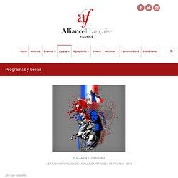Programas y becas – Alianza Francesa de Panama