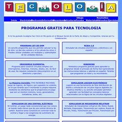 Programas Gratis Para Usar en Tecnologia