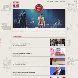 Programm – Volkshaus Basel