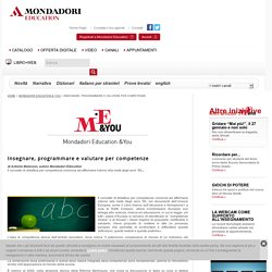 Antonio Maiorano: Insegnare per competenze