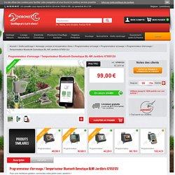 Programmateur d'arrosage / Temporisateur Bluetooth Domotique BL-NR Jardibric 6795012U