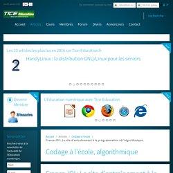 France-IOI : Le site d'entraînement à la programmation et l'algorithmique