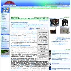 Définition Programmation informatique - Encyclopédie scientifique en ligne