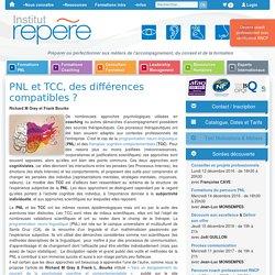 PNL et TCC, des différences compatibles