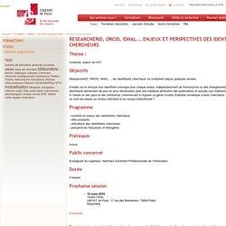 Formation de Formateurs : programmation et aspects pédagogiques