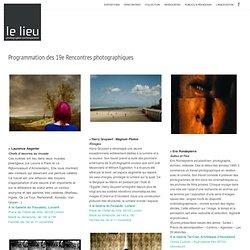 Le Lieu - Galerie de photographie contemporaine à Lorient, Bretagne