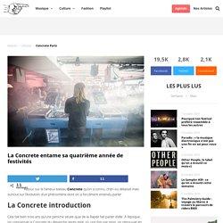 La Concrete : programmation, avis et infos pratiques - Beyeah