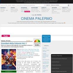 Cinema Palermo: programmazione nelle sale