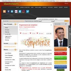 Programmazioni per competenze
