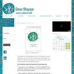 Programme 2015-16
