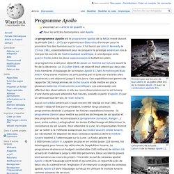 Programme Apollo