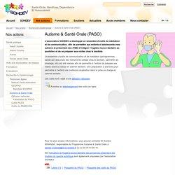 Programme Autisme & Santé Orale