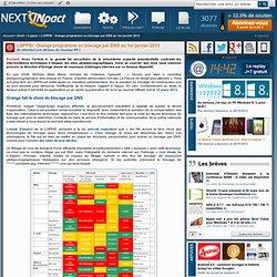 LOPPSI : Orange programme un blocage par DNS au 1er janvier 2013