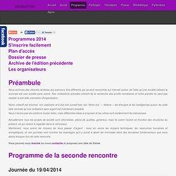 Le programme du collectif CIVILISATION SANS ARGENT.
